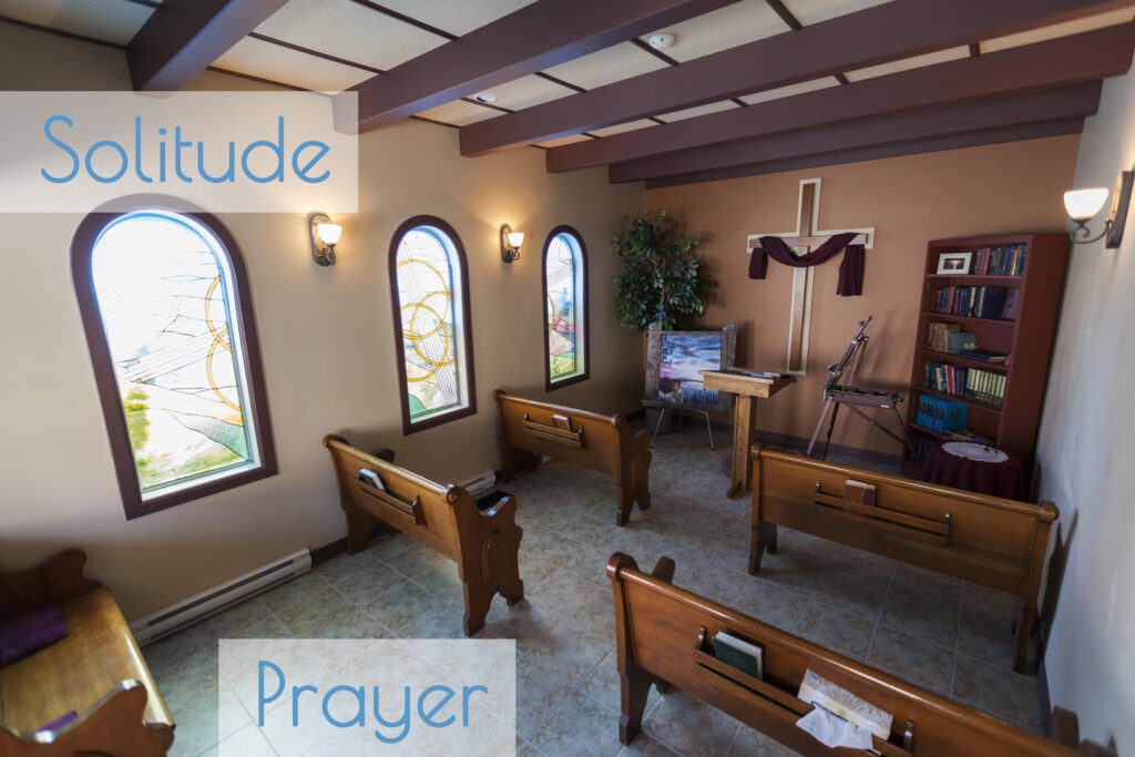 Prayer Chapel Interior