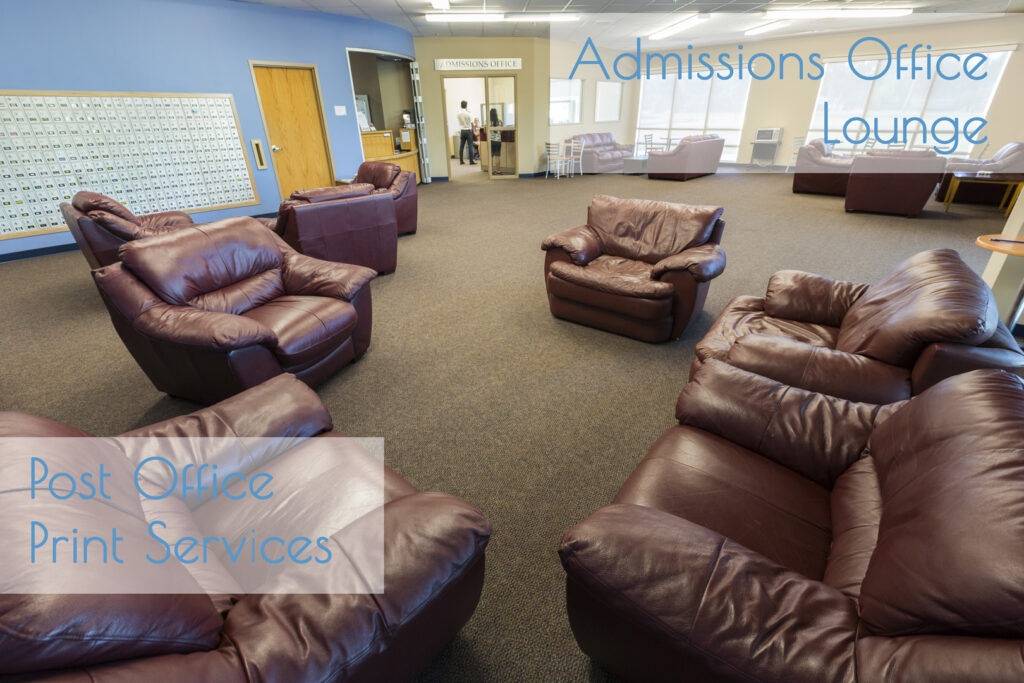 Admissions Office & Lounge