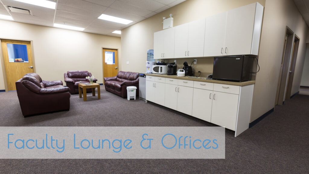 Facility Lounge & Offices