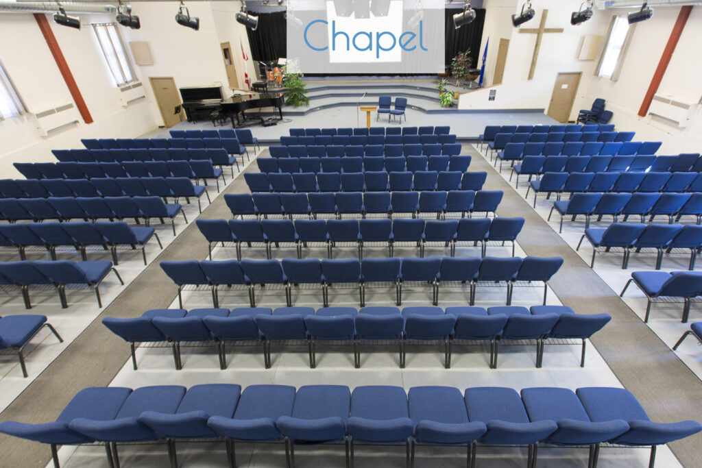 North Auditorium Chapel