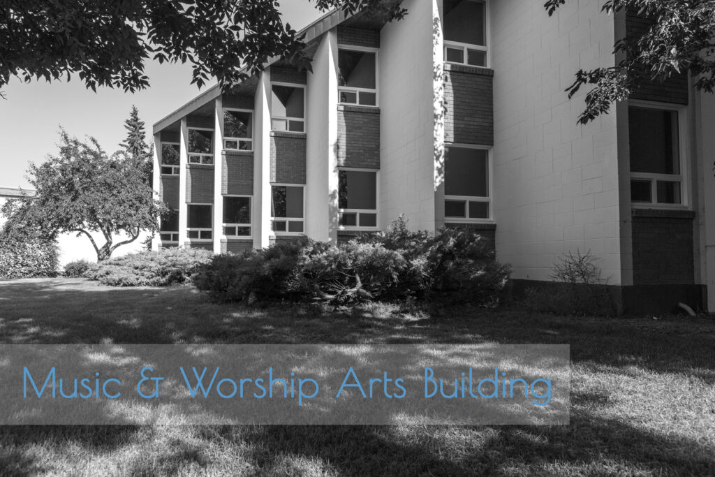 Music & Worship Arts Building