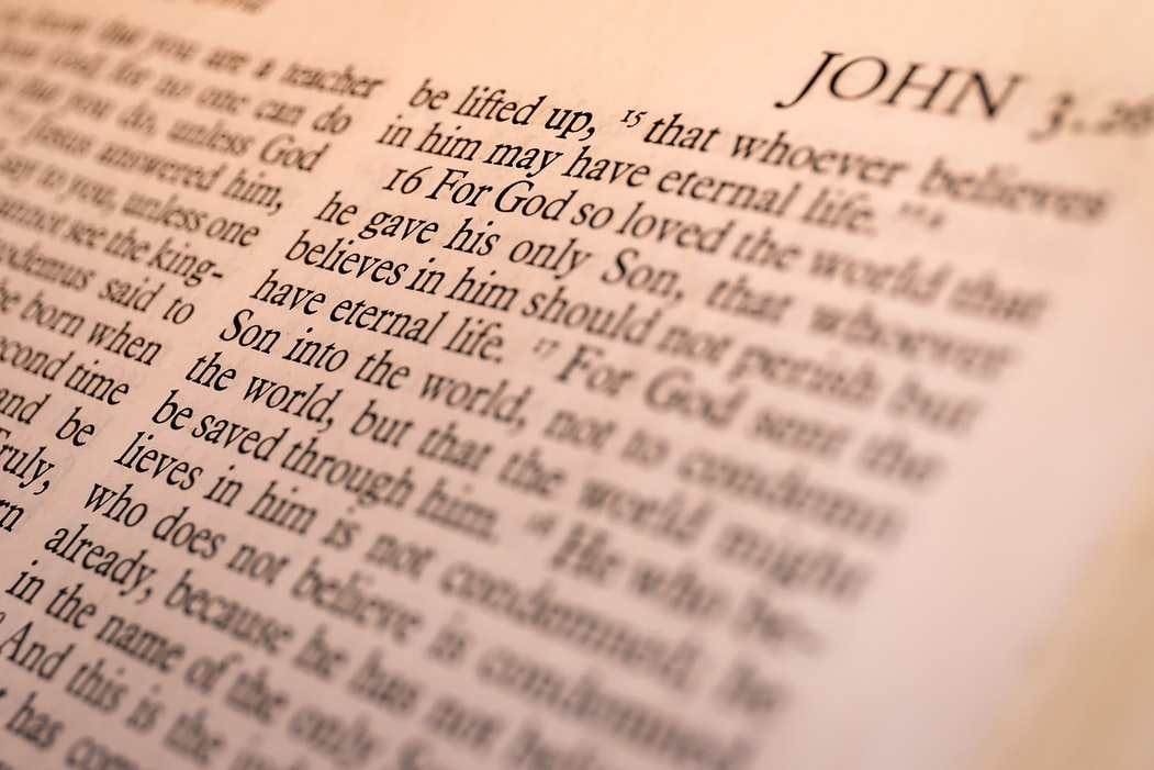 encountering jesus in John's gospel